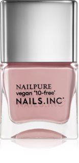 Nails Inc. Nail Pure nährender Nagellack