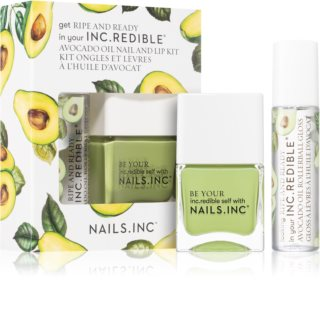 Nails Inc. Ripe and Ready изгодна опаковка