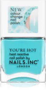 Nails Inc. You're hot Nagellak