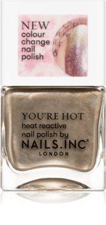 Nails Inc. You're hot Nagellack
