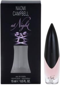 Naomi Campbell At Night Eau de Toilette pentru femei
