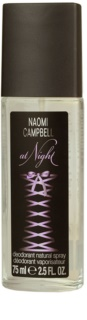 Naomi Campbell At Night deodorante con diffusore da donna