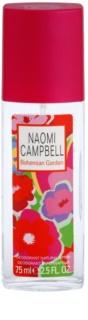 Naomi Campbell Bohemian Garden deodorante con diffusore da donna
