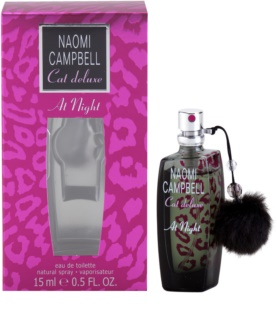 Naomi Campbell Cat deluxe At Night eau de toilette da donna