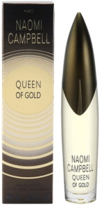 Naomi Campbell Queen of Gold eau de parfum da donna