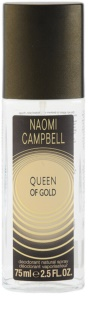 Naomi Campbell Queen of Gold дезодорант з пульверизатором для жінок