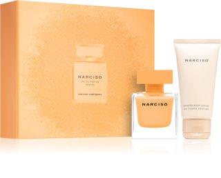 Narciso Rodriguez Narciso Ambrée Gift Set  II. voor Vrouwen