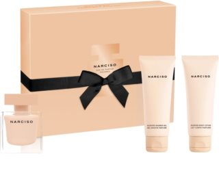 Narciso Rodriguez Narciso Poudrée Gift Set  VI. voor Vrouwen