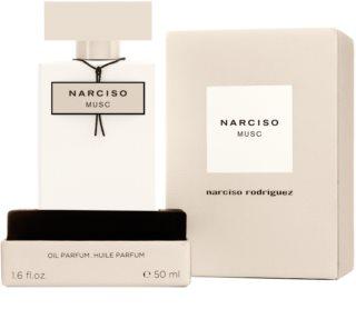 Narciso Rodriguez Narciso Musc huile parfumée pour femme