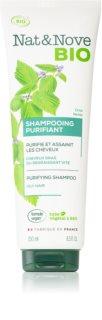 Nat&Nove Purifiant šampon pro mastné vlasy