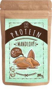 NATU Mandlový protein BIO prášek v BIO kvalitě