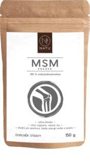 NATU MSM prášek kloubní výživa