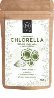 NATU Chlorella prášek v BIO kvalitě