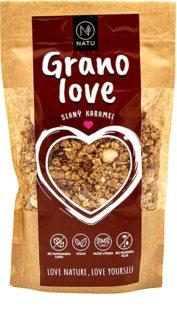 NATU Granolove granola s ovocem  Salted Caramel