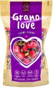 NATU Granolove granola s ovocem  Forest Fruits