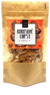NATU Kokosové chipsy chilli kokosové chipsy  Chilli