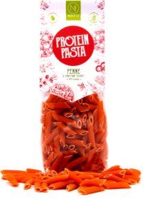 NATU Protein Pasta Penne z červené čočky BIO proteinové těstoviny