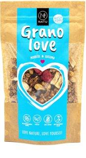 NATU Granolove granola s ovocem  Mulberry & Lucuma