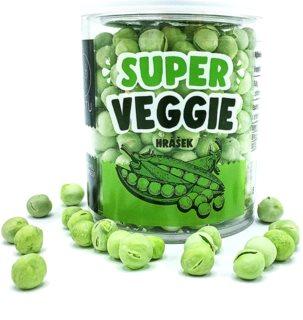 NATU Super VEGGIE zelený hrášek mrazem sušená zelenina