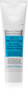 Natura Siberica Natural Siberian Arctic Protection Toothpaste For Sensitive Teeth