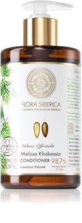 Natura Siberica Flora Siberica Melissa Khakassia Conditioner für Volumen und Festigkeit