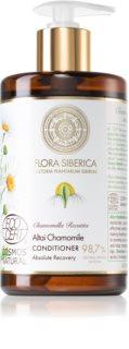Natura Siberica Flora Siberica Altai Chamomile Balsam för svagt och skadat hår