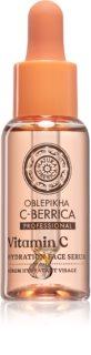Natura Siberica Oblepikha C-Berrica хидратиращ серум за лице с витамин С
