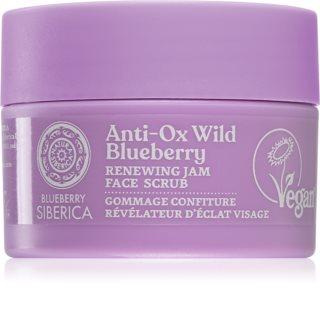 Natura Siberica Anti-Ox Wild Blueberry възстановяващ пилинг за лице