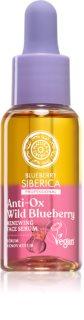 Natura Siberica Anti-Ox Wild Blueberry възстановяващ серум за лице
