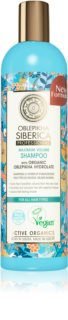 Natura Siberica Oblepikha (Sea-Buckthorn) шампоан за максимален обем на косата