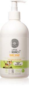 Natura Siberica Little Siberica flüssige Seife für die Hände für Kinder