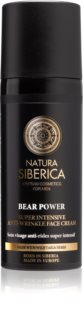 Natura Siberica For Men Only ránctalanító krém (intense)