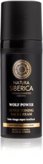 Natura Siberica For Men Only mleczko z tonikiem do twarzy