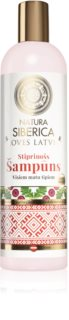 Natura Siberica Loves Latvia shampoing fortifiant pour cheveux