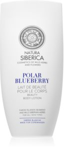 Natura Siberica Sibérie Blanche Polar Blueberry pflegende Body lotion