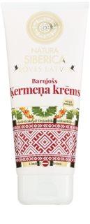 Natura Siberica Loves Latvia crème pour le corps nourrissante