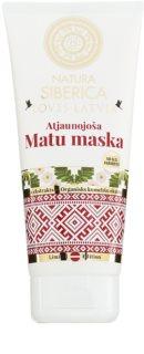Natura Siberica Loves Latvia máscara renovadora para cabelo