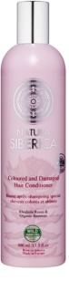 Natura Siberica Natural & Organic kondicionér pro farbené a poškodené vlasy