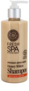 Natura Siberica Fresh Spa Bania Detox obnovujúci šampón