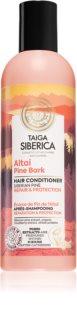 Natura Siberica Taiga Siberica Altai Pine Bark kondicionér pre poškodené vlasy