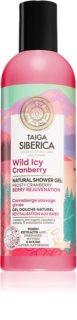 Natura Siberica Taiga Siberica Wild Icy Cranberry prírodný sprchový gél