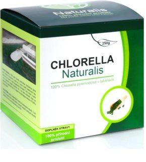 Naturalis Chlorella přírodní antioxidant
