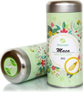 Naturalis Maca prášek BIO podpora potence a vitality