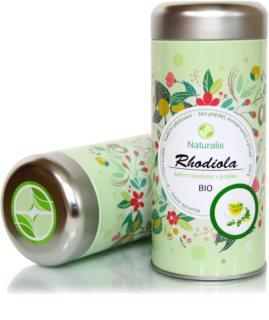 Naturalis Rhodiola BIO doplněk stravy  pro detoxikaci organismu a podporu imunity
