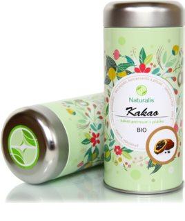 Naturalis Kakao BIO kakaový prášek v BIO kvalitě