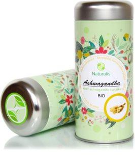 Naturalis Ashwagandha BIO doplněk stravy  s regeneračním účinkem