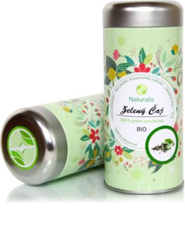 Naturalis Zelený čaj BIO zelený čaj sypaný typ sencha