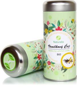 Naturalis Vanilkový čaj bio rooibos čaj s příchutí vanilky