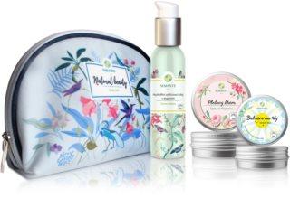 Naturalis Semante Pure Beauty kosmetisk uppsättning för lystrande hy i ansiktet  (i BIO-kvalitet)