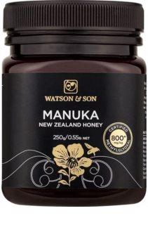 Naturalis Watson & Son Manukový med 800+ podpora prevence vzniku infekcí a zánětů